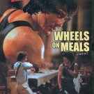 VD7543A Wheels on Meals DVD Jackie Chan Sammo Hung Benny the Jet Urquidez Keith Vitali!