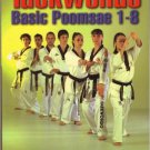 BO9828A MDW-173 Tae Kwon Do Basic Poomsae 1-8 Book Castellanos Tucci