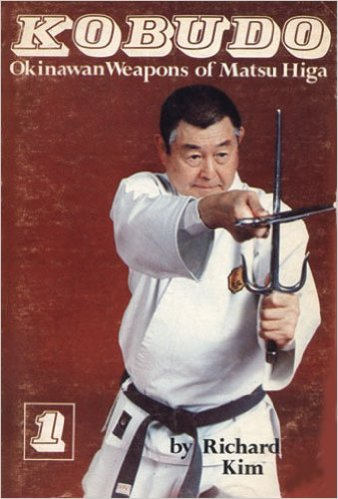 BO9853A MP-104 Kobudo #1 Okinawan Weapons of Matsu Higa Book Kim