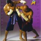 BO9871A MP-145 Muay Thai Boran: Martial Art of Thailand Book De Cesaris