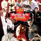 BO9905A RSB-087 History of Martial Arts in Canada Book Warrener