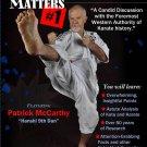 VD7630A 7 DVD Set Hanshi Patrick McCarthy Okinawan Karate Kata Kumite Secrets Philosophy