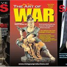 VD7092A  3 DVD Set Old Masters: Book of 5 Rings, Sun Tzu Art War, Samurai Code Business