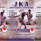 VD7183A  RS-0682 1960s Japan Karate Assoc JKA 3 DVD Set