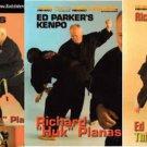 VD7190A  RS-0695 Ed Parker American Kenpo Karate 3 DVD Set Planas