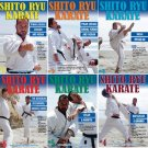 VD7629A  RS-0705  Shito Ryu Karate 6 DVD Set Billamoria