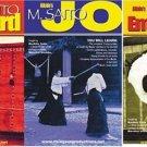 VD7391A  M-0058 Aikido Master Saito 3 DVD Set