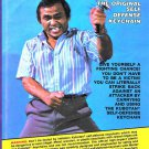 VD7648A Original Kubotan Karate Self Defense Keychain DVD Takayuki Kubota