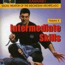 VD5138A Indonesian Karambit Blade #2 Intermediate Skills DVD Steve Tarani knife fighting