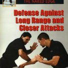 VD5290A EDG02-D  Naked Edge #2 Defense Against Long Close Range Attacks DVD Tarani