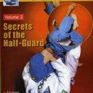 VD5154A MACH06-D  Secrets of Half-Guard #3 DVD Brazilian Jiu Jitsu