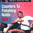 VD5178A PAUL04-D  Paulson Best Defense #4 Counters Finishing Holds #1 DVD