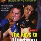 VD5186A SHAM03-D  Frank Shamrock Training & Fighting #3 Ultimate Keys Victory DVD