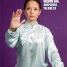 VD5019A TTC1-D  Power Tai Chi #1: Simplified Tai Chi 24 DVD Tang