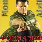 VD7089A  Commando Krav Maga 2 DVD Set Moni Aizik Israeli Special Forces combat system