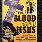 VD7633A RS-0918  Blood of Jesus DVD Spencer Williams