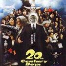 VD7657A KF-0900  20th Century Boys Part 2 DVD