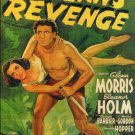 VD7680A RS-0891 Tarzan's Revenge movie DVD