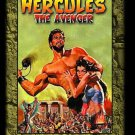 VD7656A RS-0900  Hercules The Avenger action movie DVD