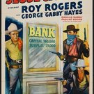 VD7692A RS-0923  Days of Jesse James DVD Roy Rogers