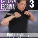 VD7356A RS-0932 Latosa Advanced Escrima #3 Knife DVD