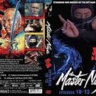 VD7725A  KF-121  Master Ninja Episode 1-5 DVD Sho Kosugi