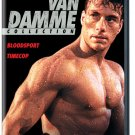 VD7730A  KF-196  Jean Claude Van Damme Collection Bloodsport Timecop DVD