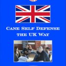 VD2602A Cane Steet Self-Defense the UK Way DVD Mark Shuey female vs male, pressure point