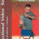 VD2605A  Techniques of the Mini-Cane martial arts self defense DVD Mark Shuey