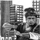 VD2616A  Street Smart Samurai Cane Self Defense Techniques Edition #1 DVD Abbott Shuey