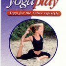 VD2624A  Advanced Yoga Workout Relaxation Scorpion Corpse Pose DVD Mark Shuey Denise Hart