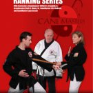 VD2631A  American Cane System Level 7 Brown Belt Seated Self Defense, Throws, Locks DVD