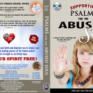 VO7103A  Bible Psalms to Heal the Abused Soul DVD+ Audio CD Set uplifting prayers renewal