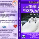 VO7109A  Bible Psalms to Shield Against Wicked Harmful People DVD + Audio CD Set prayers