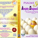 VO7113A  Bible Psalms for Those the Almighty Designed Differently DVD + Audio CD Set