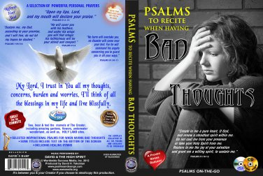 VO7118A  Bible Psalms to Help You Eliminate Bad Thoughts DVD + Audio CD Set prayers