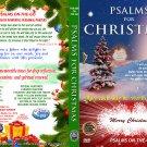 VO7136A  Bible Psalms for Christmas holiday season DVD+ Audio CD Set uplifting prayers