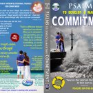 VO7137A  Bible Psalms to Develop & Maintain Commitment DVD+ Audio CD Set uplifting prayer