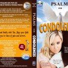 VO7138A  Bible Psalms for Condolences & Easing Pain DVD+ Audio CD Set uplifting prayers