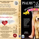VO7143A  Bible Psalms for Blessing My Little Hero Man Best Friend dog DVD + Audio CD Set