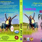 VO7144A  Bible Psalms to Help You Conquer Self Pity DVD + Audio CD Set uplifting prayers