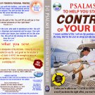VO7145A  Bible Psalms to Help You Stay in Control of Your Life DVD + Audio CD Set prayers