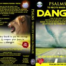 VO7148A  Bible Psalms to Help You When in Danger DVD + Audio CD Set uplifting prayers