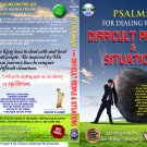 VO7152A  Bible Psalms Help Deal with Difficult People & Situations DVD+ Audio CD Set pray
