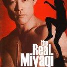VD7634A  The Real Miyagi Documentary DVD Fumio Demura StevenSeagal Lundgren karate kid