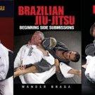 VD5031P  Champion Vale Tudo Brazilian Jiu-Jitsu 3 DVD Set Wander Braga advanced