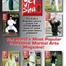 VD7682A 1996-1998 Bugeisha Traditional Okinawa Martial Art Magazine 7 issues CD-ROM RARE