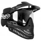 DUX8815A-BLK  JT Proflex Paintball Airsoft Thermal Goggle Mask System BLACK