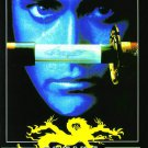 VD7733A  Crying Freeman assassin movie DVD Mark Dacasco Julie Condra Byron Man 4+ stars!