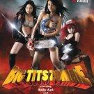 VD9036A  Big Tits Zombie sexy samurai action movie 2D 3D DVD Sola Aoi Kyonyu Dragon